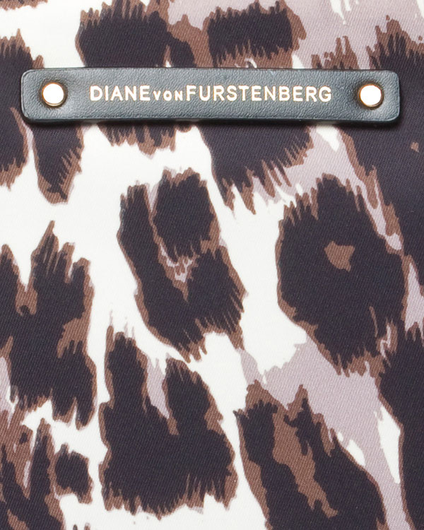 аксессуары косметичка DIANE von FURSTENBERG, сезон: лето 2015. Купить за 1600 руб. | Фото $i