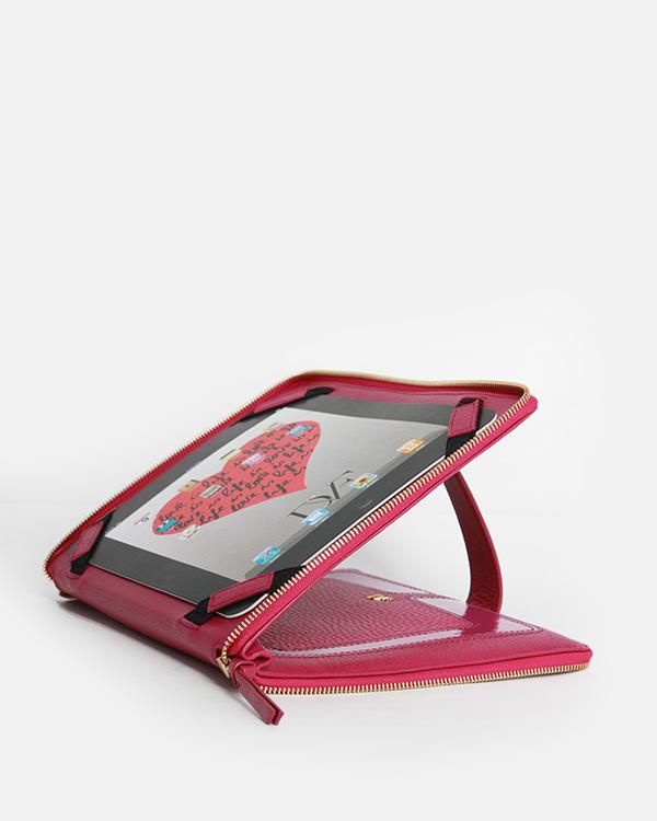 аксессуары чехол для iPad DIANE von FURSTENBERG, сезон: зима 2012/13. Купить за 6500 руб. | Фото 4