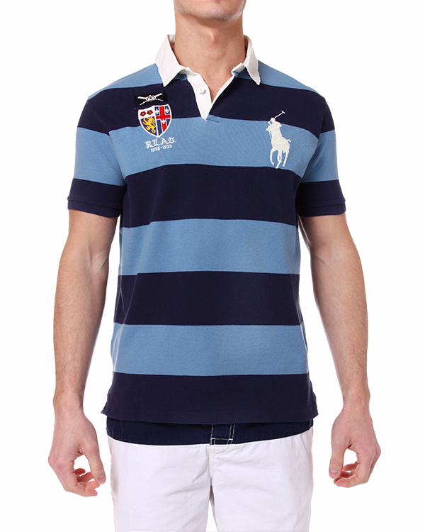 мужская поло Polo by Ralph Lauren, сезон: лето 2014. Купить за 4900 руб. | Фото 1