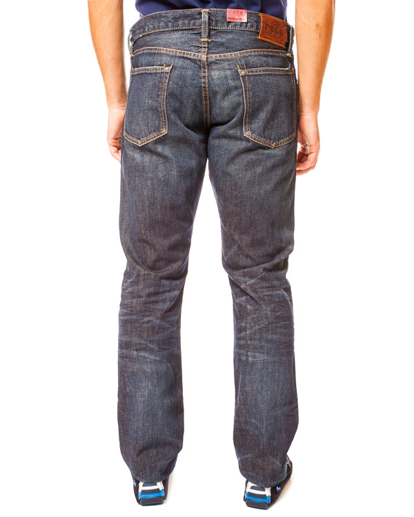 мужская джинсы Polo by Ralph Lauren, сезон: лето 2014. Купить за 4200 руб. | Фото $i