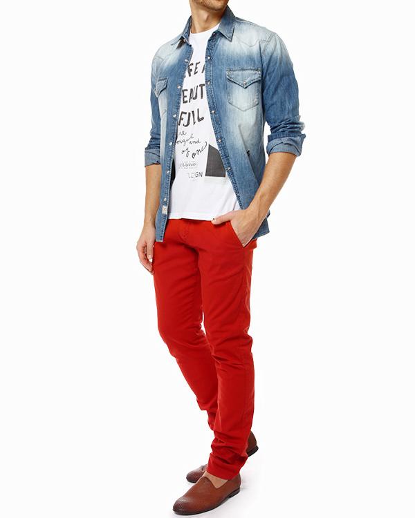 мужская брюки REIGN, сезон: лето 2014. Купить за 3900 руб. | Фото 3
