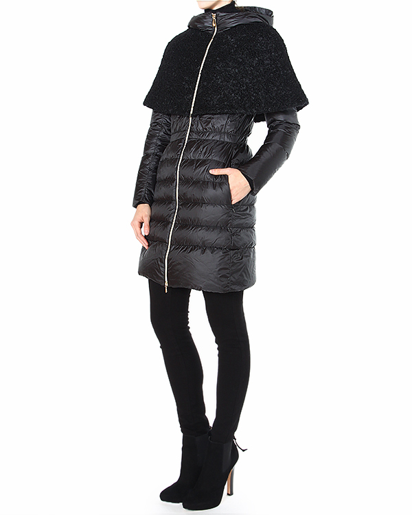 женская пуховик +Mini, сезон: зима 2014/15. Купить за 40800 руб. | Фото $i