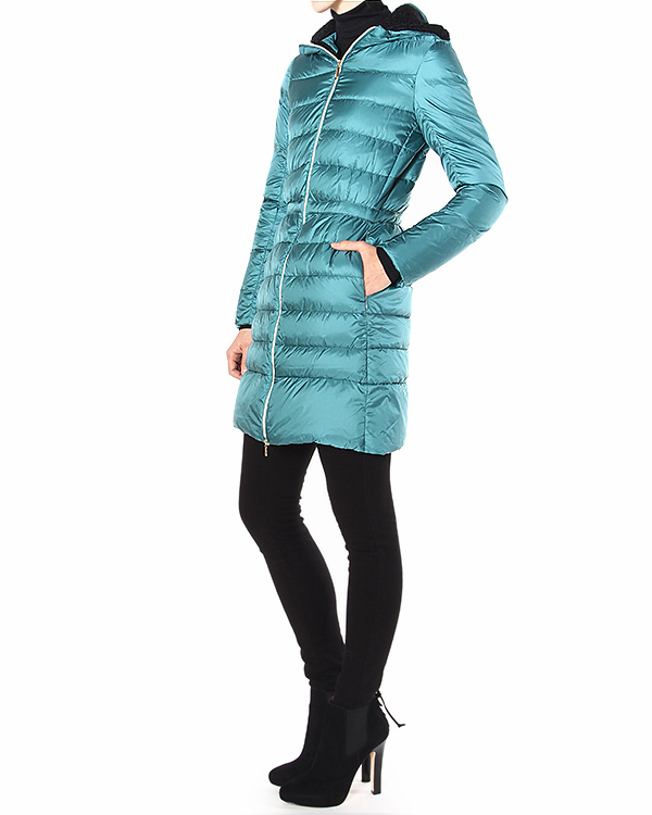 женская пуховик (+)Mini, сезон: зима 2014/15. Купить за 55200 руб. | Фото 3