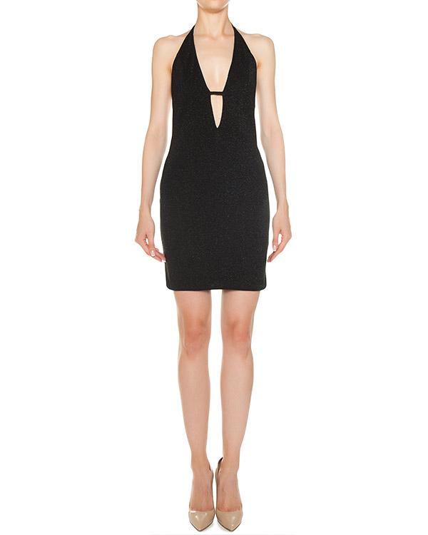 платье из трикотажной вискозы  артикул A556 марки DONDUP купить за 33400 руб.