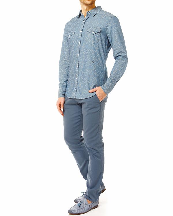 мужская рубашка REIGN, сезон: лето 2014. Купить за 6000 руб. | Фото 3