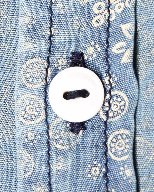 мужская рубашка REIGN, сезон: лето 2014. Купить за 6000 руб.   Фото 4