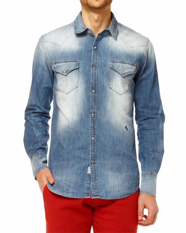 мужская рубашка REIGN, сезон: лето 2014. Купить за 5400 руб. | Фото 1