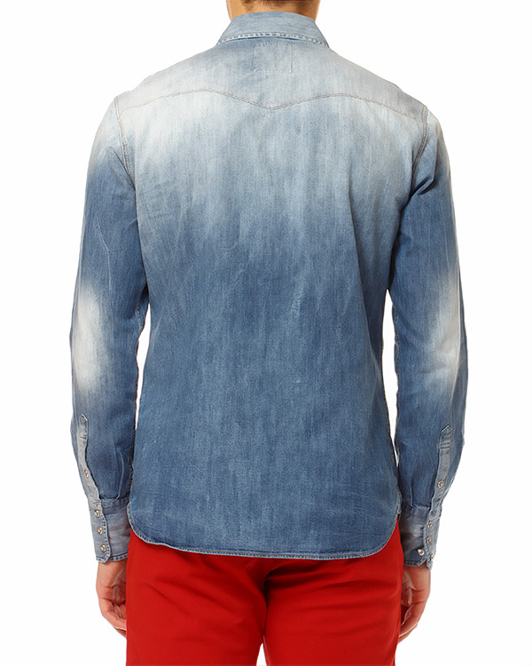 мужская рубашка REIGN, сезон: лето 2014. Купить за 5400 руб. | Фото 2