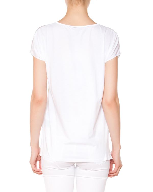 женская футболка ARMANI JEANS, сезон: лето 2015. Купить за 5700 руб. | Фото 2