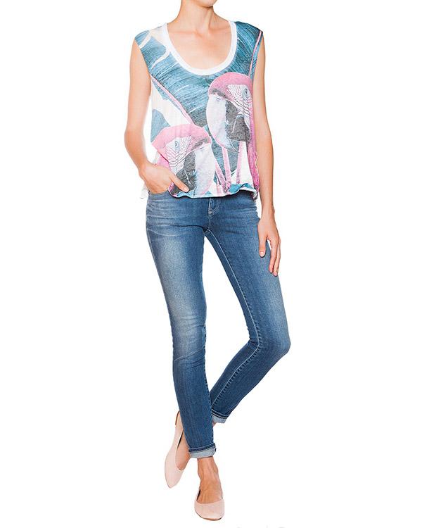женская джинсы ARMANI JEANS, сезон: лето 2015. Купить за 6500 руб.   Фото $i