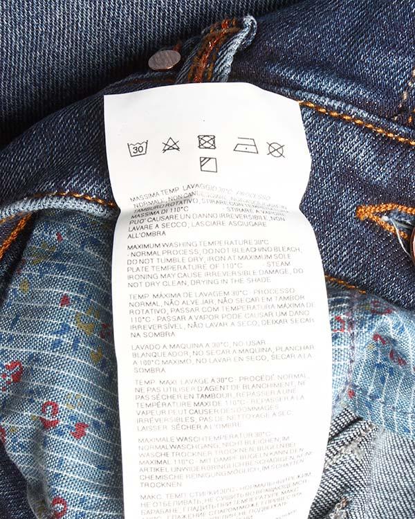 женская джинсы ARMANI JEANS, сезон: лето 2015. Купить за 6700 руб. | Фото 5