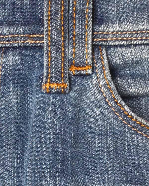 женская джинсы ARMANI JEANS, сезон: лето 2015. Купить за 6700 руб. | Фото 4