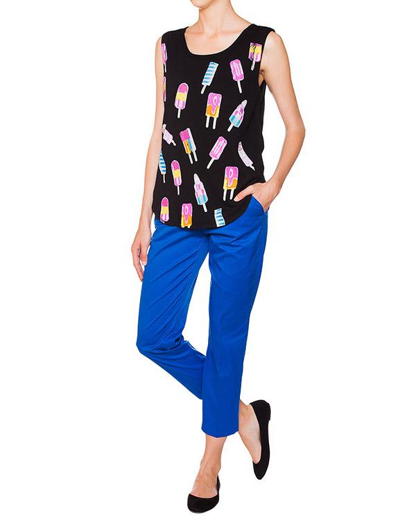 женская брюки ARMANI JEANS, сезон: лето 2015. Купить за 7500 руб. | Фото 3