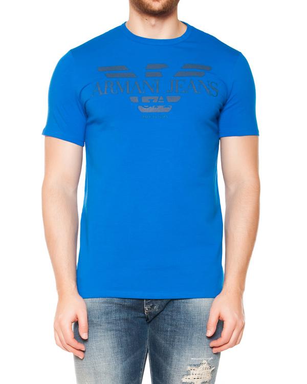 мужская футболка ARMANI JEANS, сезон: лето 2015. Купить за 4300 руб. | Фото 1