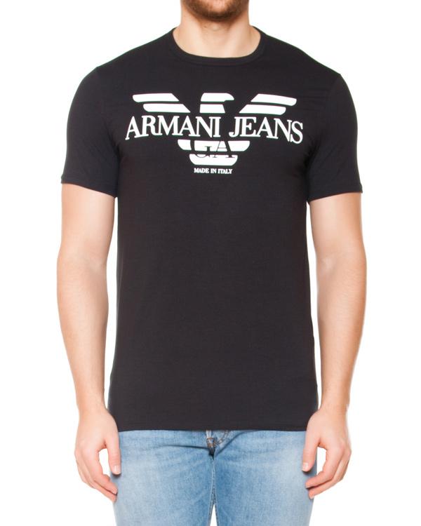 мужская футболка ARMANI JEANS, сезон: лето 2015. Купить за 4300 руб. | Фото $i