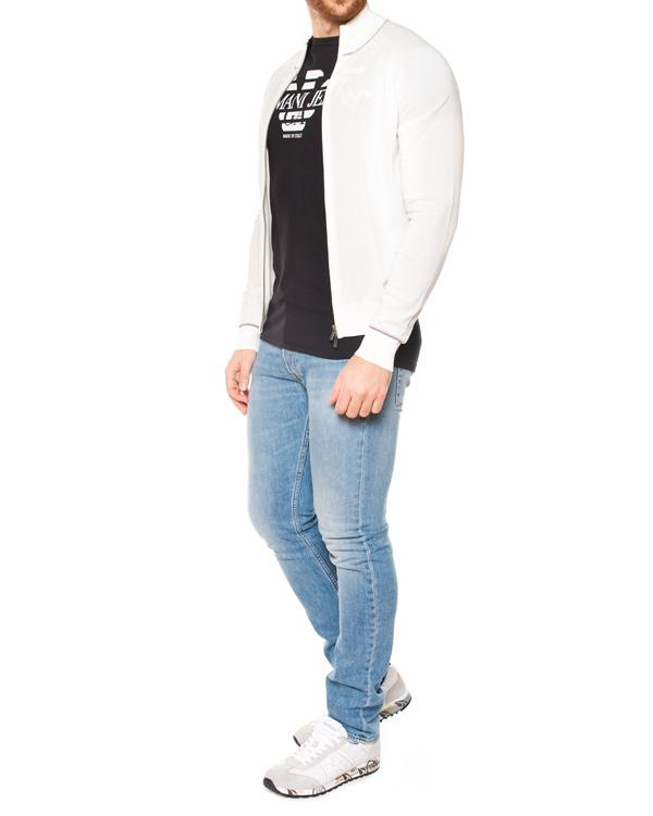 мужская футболка ARMANI JEANS, сезон: лето 2015. Купить за 4300 руб. | Фото 3
