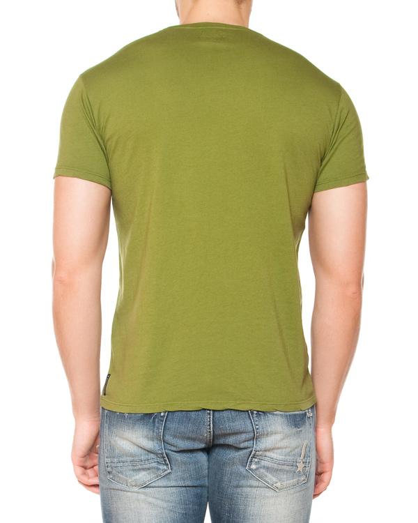 мужская футболка ARMANI JEANS, сезон: лето 2015. Купить за 3200 руб. | Фото 2