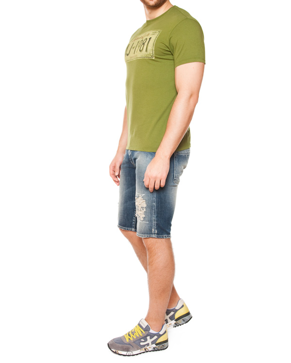 мужская футболка ARMANI JEANS, сезон: лето 2015. Купить за 3200 руб. | Фото 3