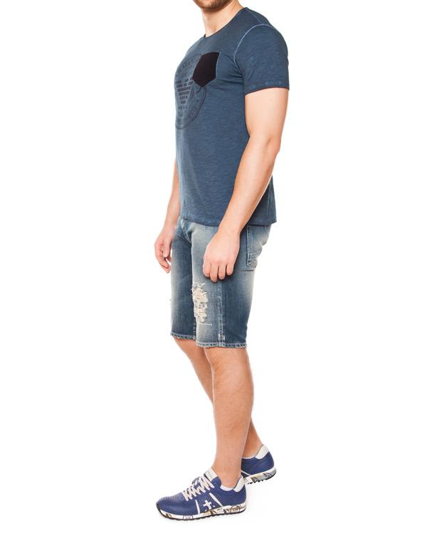 мужская футболка ARMANI JEANS, сезон: лето 2015. Купить за 5700 руб. | Фото 3