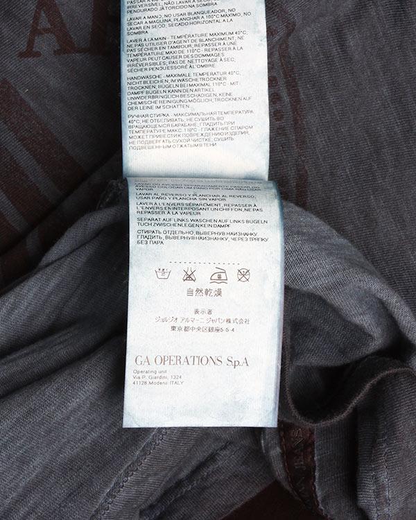 мужская футболка ARMANI JEANS, сезон: лето 2015. Купить за 5700 руб. | Фото 5