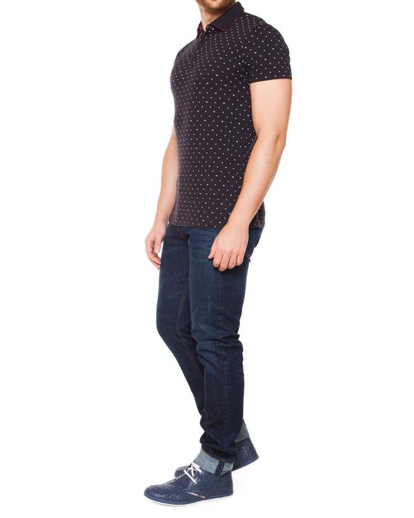 мужская поло ARMANI JEANS, сезон: лето 2015. Купить за 5400 руб.   Фото 3