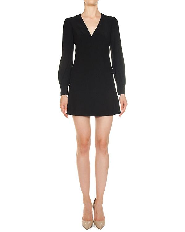 платье мини приталенного силуэта  артикул A763 марки DONDUP купить за 34800 руб.