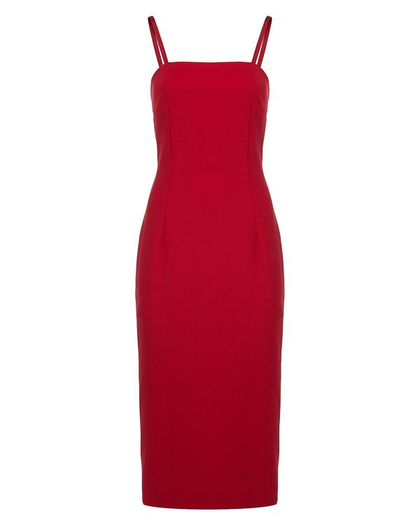 платье футляр прилегающего силуэта артикул A766 марки DONDUP купить за 31500 руб.