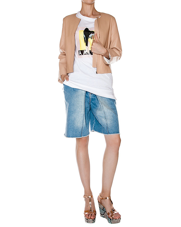 женская шорты AALTO, сезон: лето 2016. Купить за 17600 руб. | Фото 3