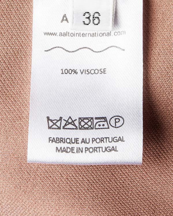 женская платье AALTO, сезон: лето 2016. Купить за 45000 руб. | Фото 5