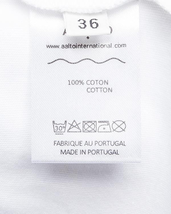 женская футболка AALTO, сезон: лето 2016. Купить за 9600 руб. | Фото 5