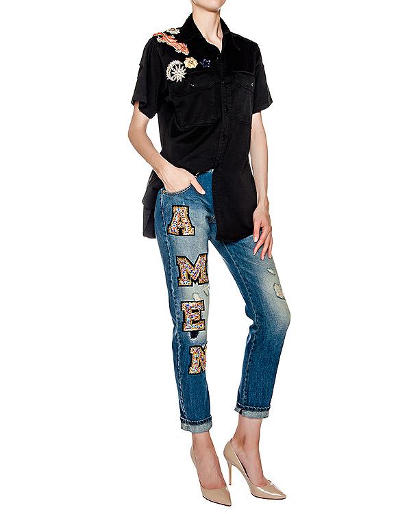 женская рубашка Amen, сезон: лето 2016. Купить за 30600 руб. | Фото 3