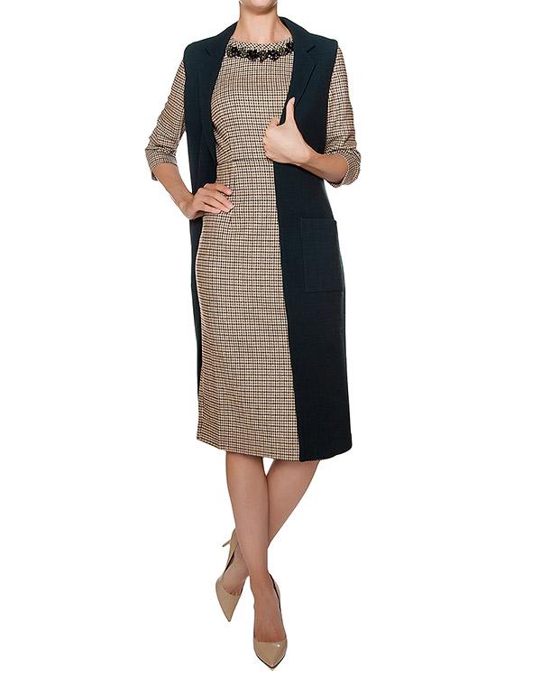 женская платье P.A.R.O.S.H., сезон: зима 2016/17. Купить за 14700 руб. | Фото 3