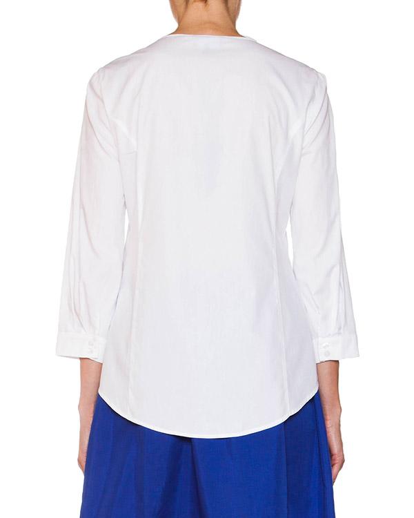 женская блуза EMPORIO ARMANI, сезон: лето 2015. Купить за 7700 руб. | Фото 2