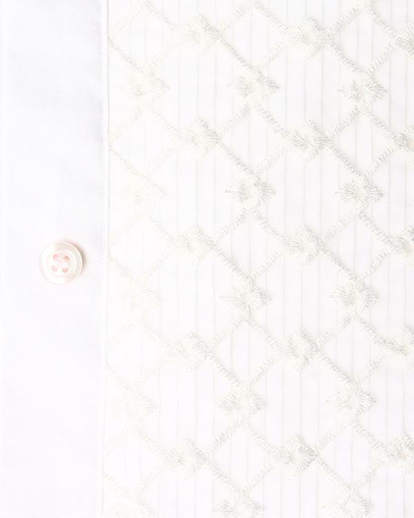женская блуза EMPORIO ARMANI, сезон: лето 2015. Купить за 7700 руб. | Фото 4