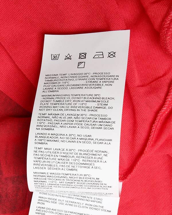 женская футболка EMPORIO ARMANI, сезон: лето 2015. Купить за 3700 руб. | Фото 5