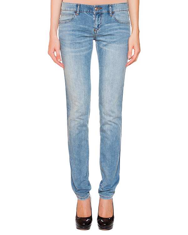 женская джинсы EMPORIO ARMANI, сезон: лето 2015. Купить за 7700 руб. | Фото 1