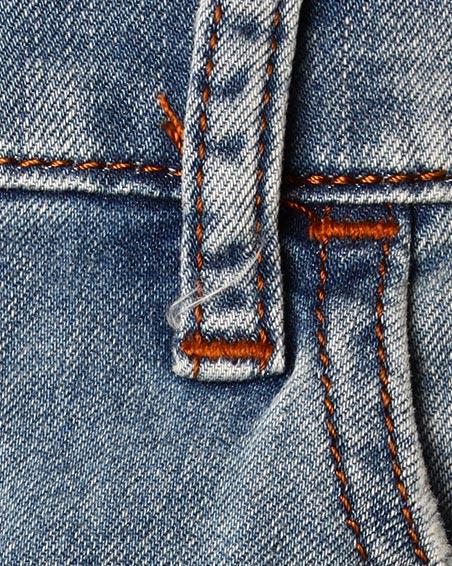 женская джинсы EMPORIO ARMANI, сезон: лето 2015. Купить за 7700 руб. | Фото 4