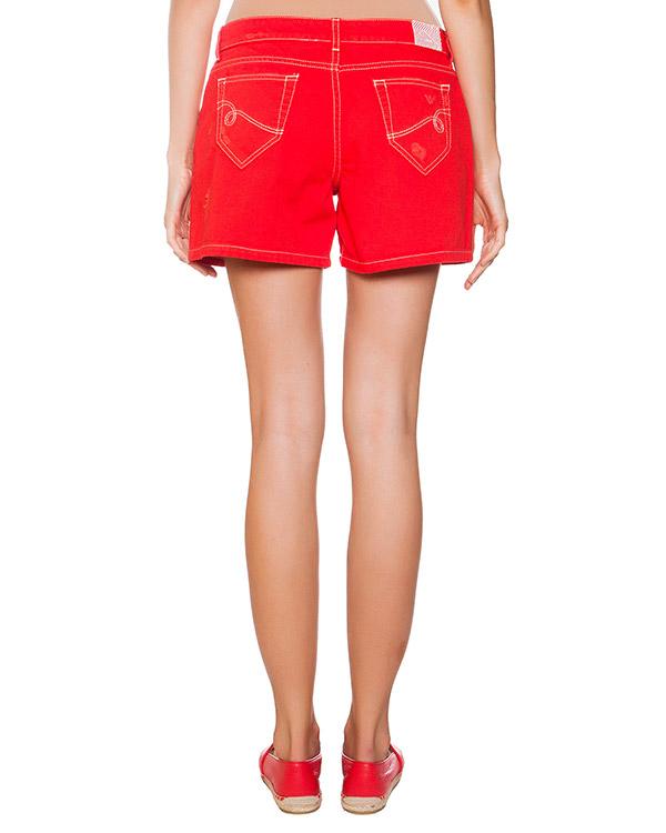 женская шорты EMPORIO ARMANI, сезон: лето 2015. Купить за 9100 руб. | Фото 2