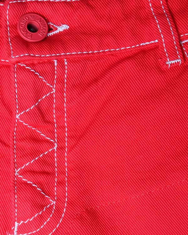 женская шорты EMPORIO ARMANI, сезон: лето 2015. Купить за 9100 руб. | Фото 4