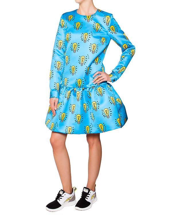 женская платье Au Jour Le Jour, сезон: зима 2015/16. Купить за 22600 руб. | Фото 2