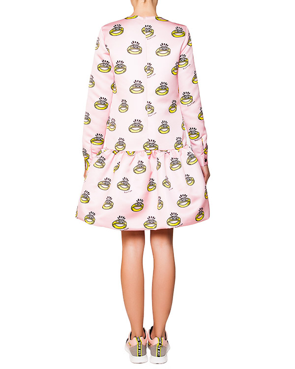 женская платье Au Jour Le Jour, сезон: зима 2015/16. Купить за 22600 руб. | Фото 3