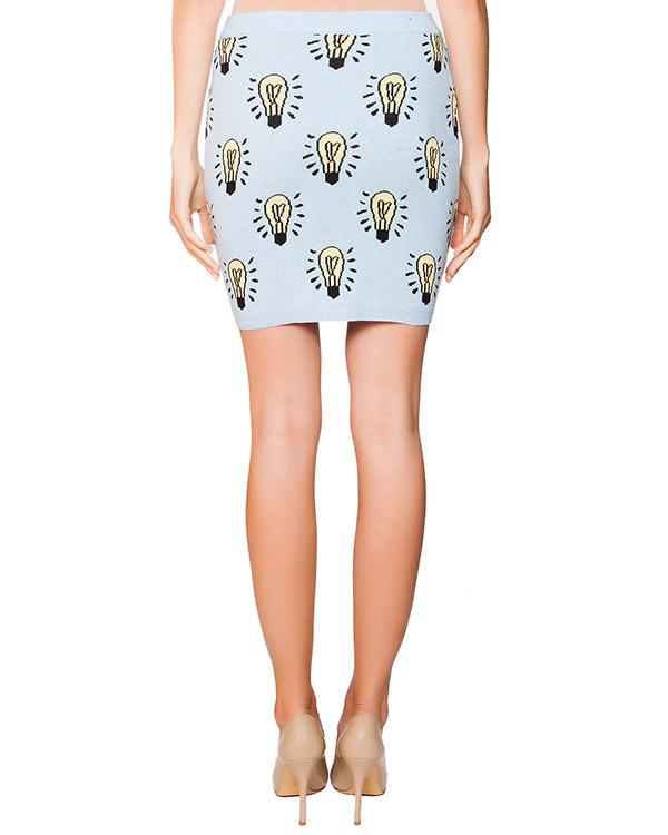 женская юбка Au Jour Le Jour, сезон: зима 2015/16. Купить за 8600 руб. | Фото 2