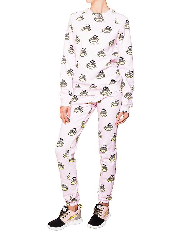 женская брюки Au Jour Le Jour, сезон: зима 2015/16. Купить за 7500 руб. | Фото 3