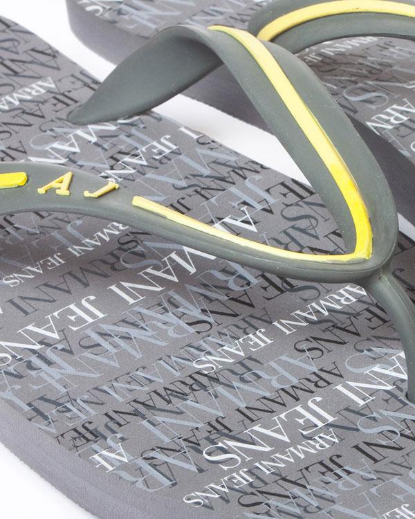 мужская сланцы ARMANI JEANS, сезон: лето 2015. Купить за 1700 руб. | Фото $i