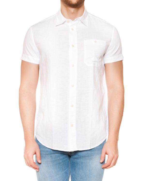 мужская рубашка ARMANI JEANS, сезон: лето 2015. Купить за 7100 руб. | Фото 1