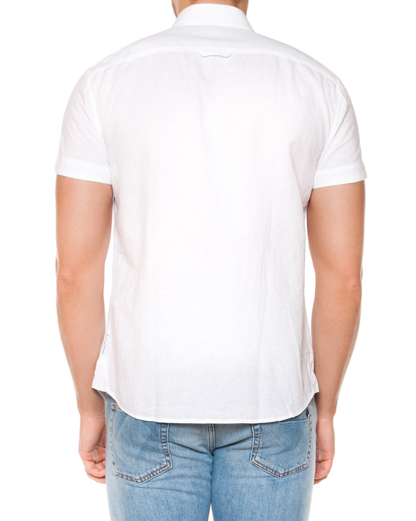 мужская рубашка ARMANI JEANS, сезон: лето 2015. Купить за 7100 руб. | Фото 2