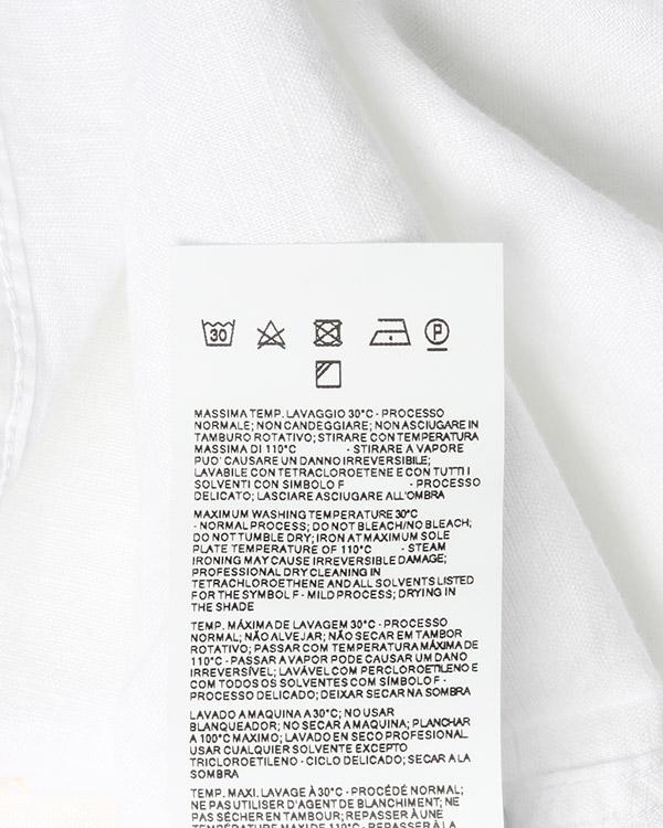 мужская рубашка ARMANI JEANS, сезон: лето 2015. Купить за 7100 руб. | Фото 5