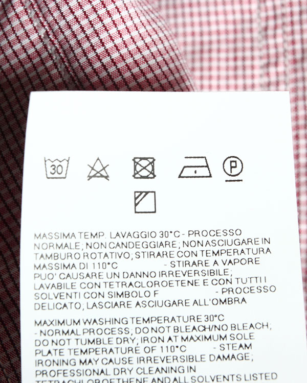 мужская рубашка ARMANI JEANS, сезон: лето 2015. Купить за 5900 руб. | Фото 5