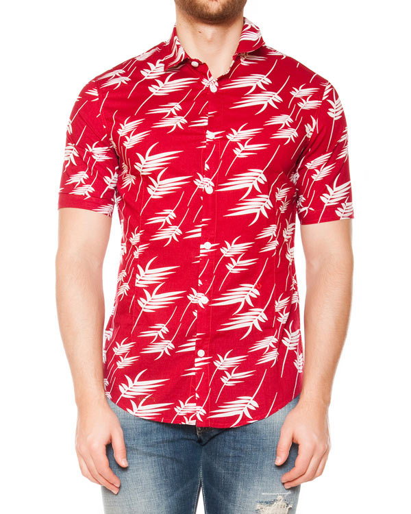 мужская рубашка ARMANI JEANS, сезон: лето 2015. Купить за 4600 руб. | Фото 1