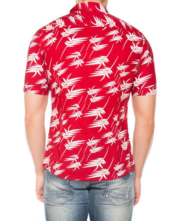 мужская рубашка ARMANI JEANS, сезон: лето 2015. Купить за 4600 руб. | Фото 2
